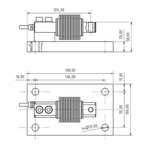 GS-2i Base Plate