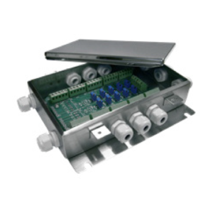 JUNCTION BOX Number of load cells 10