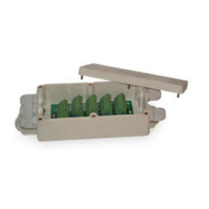 JUNCTION BOX Number of load cells 4
